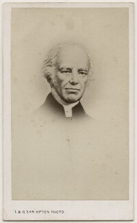 John Keble, by Thomas & George Shrimpton, after  Unknown artist - NPG Ax17802