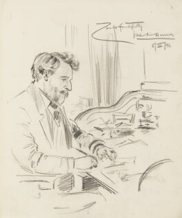 James P. Dunn, by Percy Frederick Seaton Spence - NPG D23134(10)