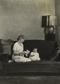 Enid Stamp-Taylor; Robin Anne Tortise (née Colton), by Bassano Ltd - NPG x85763