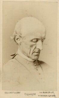 Henry Edward Manning, by Elliott & Fry - NPG x12583
