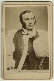 Frederick Temple, by Unknown photographer - NPG x12992
