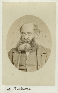 Anthony Trollope, by Marcus Ward & Co - NPG x12819