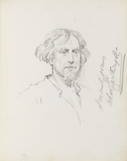 Charles Cartwright, by Percy Frederick Seaton Spence - NPG D23134(17)