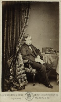 William Cavendish, 7th Duke of Devonshire, by William Walker & Sons, 1863 - NPG x76003 - © National Portrait Gallery, London