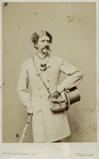 Edward Askew Sothern as Brother Sam in 'Brother Sam', by London Stereoscopic & Photographic Company - NPG x26515