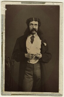 Edward Askew Sothern as Lord Dundreary in 'Our American Cousin', by Unknown photographer - NPG x26517