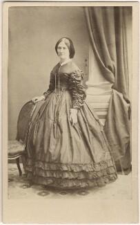 Mrs N. Cribb, by London School of Photography - NPG Ax16238