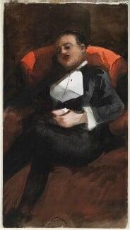 Alick Yorke, by Louisa Anne Beresford - NPG D23146(9)