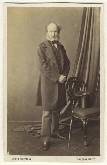 Harry Burrard Dalzell, 10th Earl of Carnwath, by Lock & Whitfield - NPG Ax46318