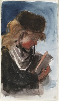 Unknown child, by Louisa Anne Beresford - NPG D23146(44)