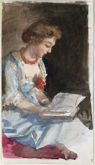 Unknown woman, by Louisa Anne Beresford - NPG D23146(46)