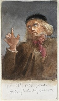 'Old Jones', by Louisa Anne Beresford - NPG D23146(49)