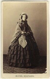 Maria Margaretta (née Murray), Lady Talbot de Malahide, by Mayer Brothers - NPG Ax46357