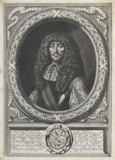 Sir Henry Coker, by William Faithorne - NPG D22700