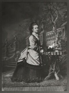 Adelaide Fanny Louise Barber (née Bassano), after Alexander Bassano - NPG x150656