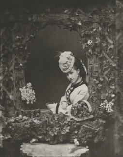 Adelaide Fanny Louise Barber (née Bassano), after Alexander Bassano - NPG x150658