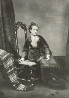 Adelaide Fanny Louise Barber (née Bassano), after Alexander Bassano - NPG x150660