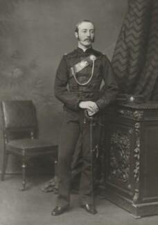 Ludwig George Barber, after Alexander Bassano - NPG x150659