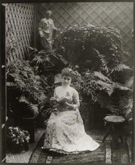 Adelaide Fanny Louise Barber (née Bassano), after Alexander Bassano - NPG x150664