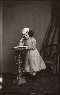 Camilla Teresa ('Lily') Serjeant (née Bassano), by Alexander Bassano - NPG x150666