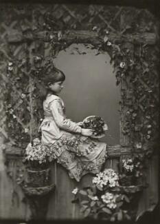 Camilla Teresa ('Lily') Serjeant (née Bassano), by Alexander Bassano - NPG x150668