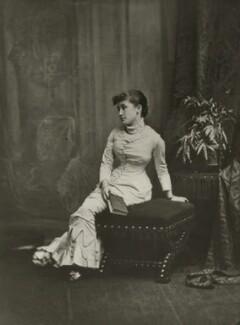 Adelaide Fanny Louise Barber (née Bassano), after Alexander Bassano - NPG x150670