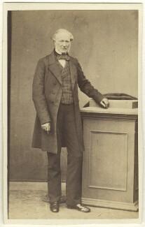 Edward Anthony John Preston, 13th Viscount Gormanston, by Thomas Cranfield - NPG Ax46382