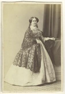Lucretia (née Jerningham), Viscountess Gormanston, by G. Schroëder - NPG Ax46381