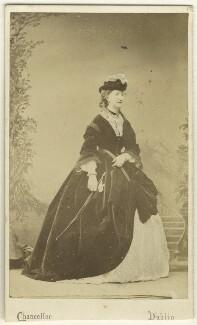 Hon. Gertrude Smyth (née FitzPatrick), by John Chancellor - NPG Ax46388