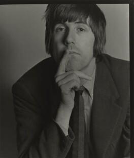 Paul Foot, by Lewis Morley - NPG x128555