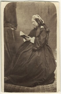 Mary (née Hurt), Lady Auckland, by Unknown photographer - NPG Ax46400