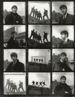 The Beatles (Ringo Starr; George Harrison; Paul McCartney; John Lennon), by Fiona Adams - NPG x128567