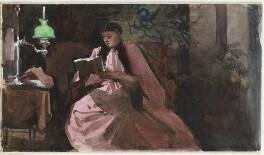 Unknown woman, by Louisa Anne Beresford - NPG D23146(67)