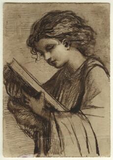 Unknown child, by Louisa Anne Beresford - NPG D23146(75)