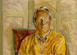Sir Edward Heath, by Derek Hill - NPG 6914