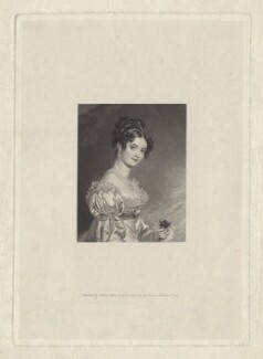 Selina (née Meade), Countess Clam-Martinics, by Charles Theodosius Heath, after  Sir Thomas Lawrence - NPG D20839