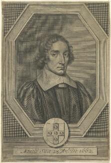 Edmund Elys, by William Faithorne - NPG D22724