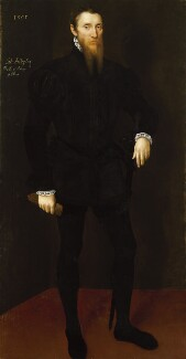 John Astley, by Unknown Netherlandish artist - NPG 6768