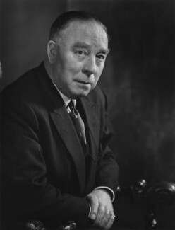 Sir Leslie Alfred Charles Fry, by Godfrey Argent - NPG x16300