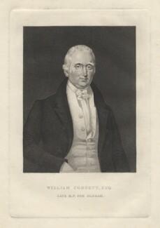 William Cobbett, by Unknown artist - NPG D20841