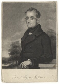 Joseph Rayner Stephens, by William Read, after  Benjamin Garside - NPG D20843