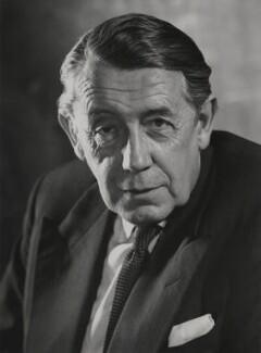 Sir Robert Frith Lusty, by Godfrey Argent - NPG x165823