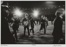 The Beatles (John Lennon; George Harrison; Paul McCartney; Ringo Starr), by Jim Marshall - NPG x128609
