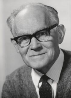 Lionel Sharples Penrose, by Godfrey Argent - NPG x38242