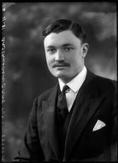 William John St Clair Anstruther-Gray, Baron Kilmany, by Bassano Ltd - NPG x150754