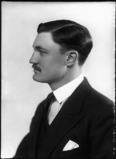 William John St Clair Anstruther-Gray, Baron Kilmany, by Bassano Ltd - NPG x150755