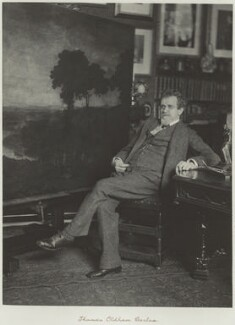 Thomas Oldham Barlow, by Ralph Winwood Robinson, published by  C. Whittingham & Co - NPG x7349