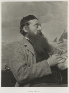 Henry Moore, by Ralph Winwood Robinson, published by  C. Whittingham & Co - NPG x7380
