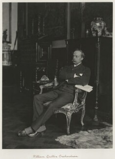 Sir William Quiller Orchardson, by Ralph Winwood Robinson, published by  C. Whittingham & Co - NPG x7382