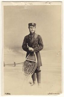 Captain Graham, by William Notman - NPG Ax46395